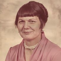 Mrs. Sarah Margaret Usher Gilbert