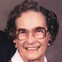 Irene Marie Johnson