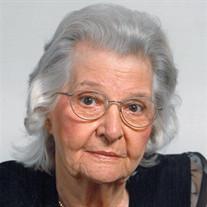 Mary Melissa Boren