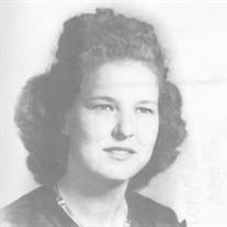 Peggy LaJean Burell