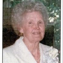 Juanita Elizabeth Parks Allison