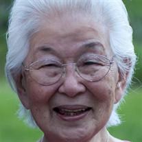 Thelma Tsutae Takata