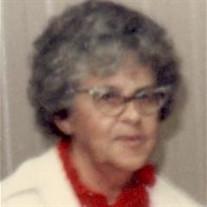 "Margaret ""Dorothy"" Belzer"