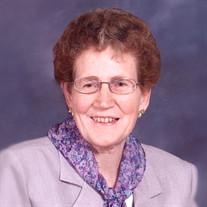 Elizabeth Vaudene French
