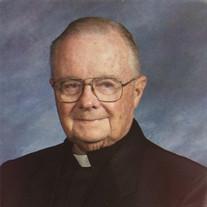 Monsignor Edward J. Thompson