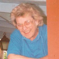 Mrs. Yvonne A. Gagliardi