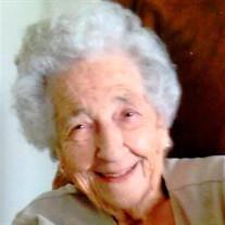 Martha B Biberstine