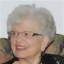 Peggy  Ruth Rambo