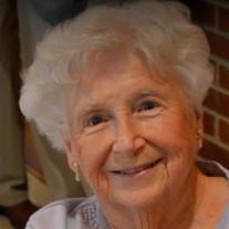 Mrs. Evelyn Ross Bradford Wilson