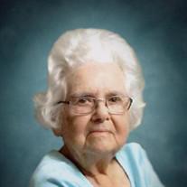 Mary Lee Warren Griffin