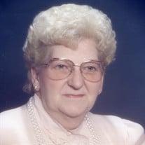 Margaret McKerracher