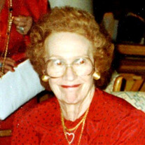 Mary T Palmeri