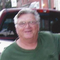 """William """"Sonny"""" James Rossbach"""