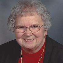 Margaret Sigrid Anderson Segerstrom