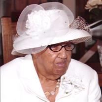Sister Bessie D.  Olden