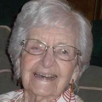 Gladys C. Adams