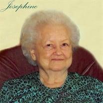 Josephine Weaver Barnette