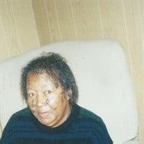Mrs. Zola Mae Thompson