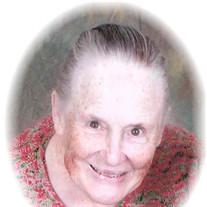 Mary Mae Rowton