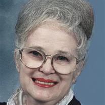 "Geraldine ""Rowland"" Ralph"