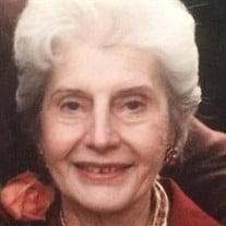Doris Evelyn Buckley