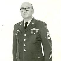 """Ret. Sergeant First Class Leo Joseph """"Bud"""" Fink"""