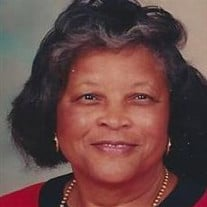 Mrs. Mattie Enoch Scarborough Thomas