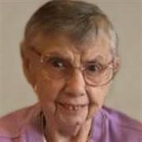 Mrs. Irene Lois Carter