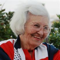 Mary Thornton Vernon Copeland