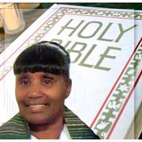 Rev. Janet Everett-Smith