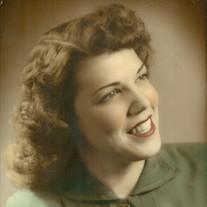 Doris Buckner Wilson
