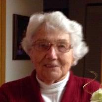 Mrs. La Verne E. Warden