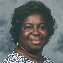 Mrs. Josephine M. Tharpe