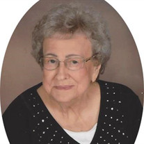 "Joan Mae ""JoAnn"" Strickland"
