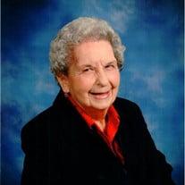 Mrs. Geraldine C. Bogert
