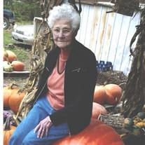 Mrs. Mary  Yarborough Wishert Feaster
