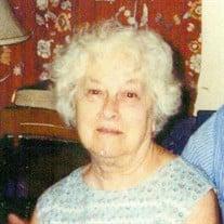 Marion Edith Crossland