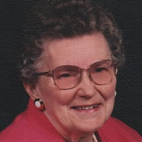 Frances Genevieve Rudell