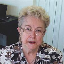 Sheila Claire McDougall