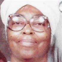 Mrs. Hazel Essie (Dobbins) Sorden