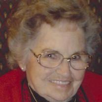 """Mrs. Ava """"Johnnie"""" Booher Carson"""