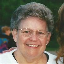 Mrs. Madelyn Lois (Owen) Houseman