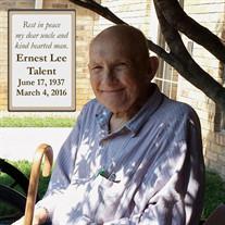 Ernest Lee Talent