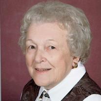 Mrs. Elise McArthur Troupe
