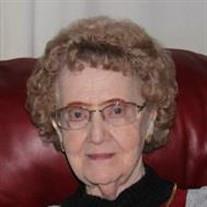 Alverda M. Poorbaugh