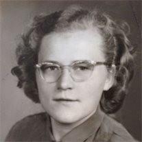 Dolores Ann Mahan