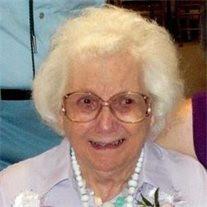 Lucille Josephine Johnston