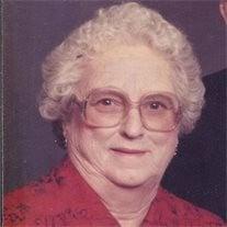 Ruth Jeanet McGee