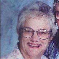 Mary Ann Stewart
