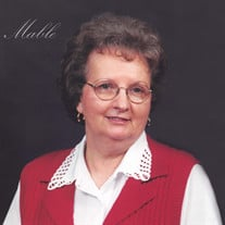 Mable M. Ford